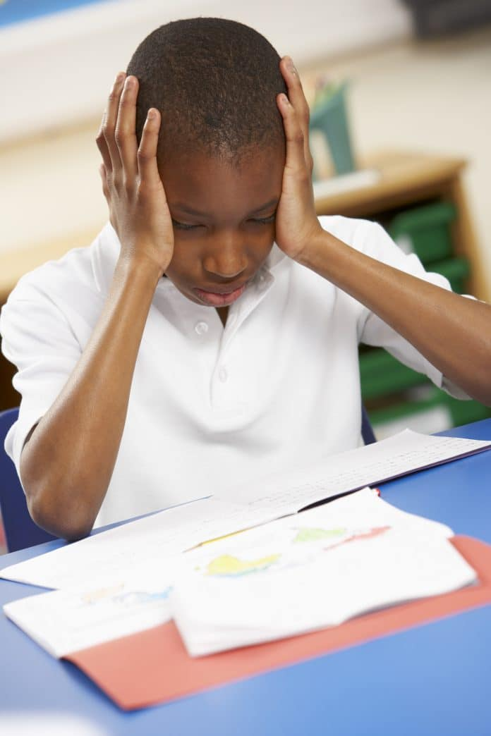 Can Kids Get Stressed Out?