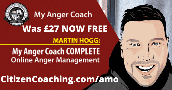 Anger Management Online Programme