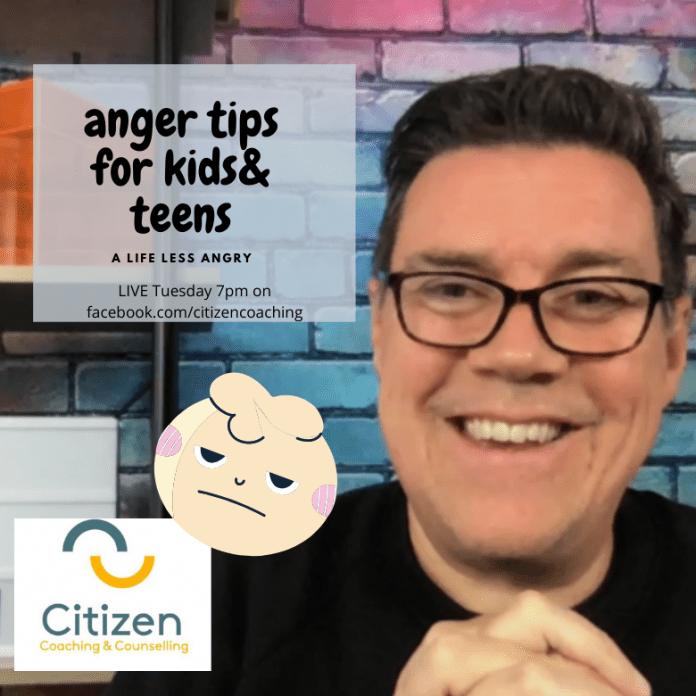 anger management Facebook live