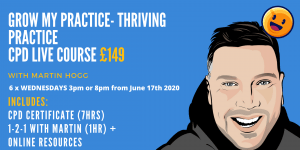 set up and grow a private practice live cpd course image