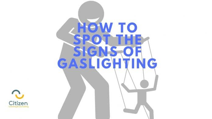 gaslighting- how to spot the signs image